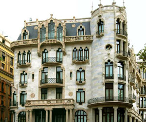 Автомобильные экскурсии по Барселоне, Барселона эпохи модерн
