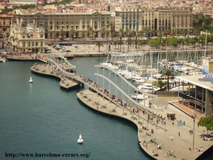 Барселона за два часа