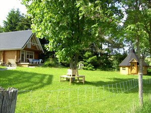 Keltic-Cottage u. GrillKota