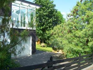 Keltic-Lodge Wintergarten