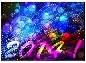 Bonne année 2014 Bijoux des Lys