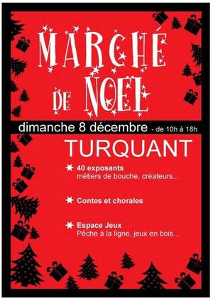 Bijoux des Lys marché de Noël Turquant