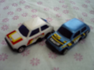 FORD FIESTA Y RENAULT 5 AFILALAPICES GISIMA