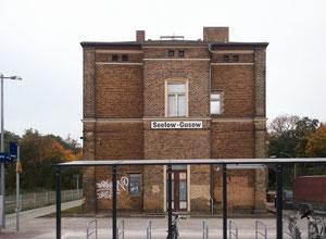 Bahnhof Seelow-Gusow