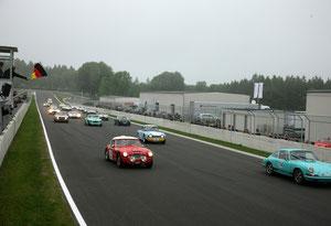 Gran Turismo Rennfahrzeuge am Bilster Berg