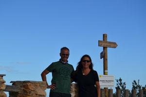 Spanien, Andalusien, San Juan de los Terreros, Pulpi, Wanderweg