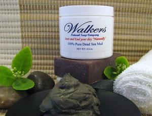 100% Pure Imported Dead Sea Mud