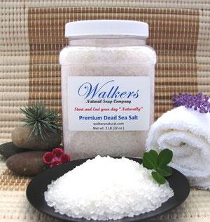 Premium Dead Sea Salt