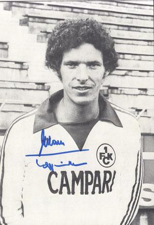 Saison 1977/78 (Foto: Archiv Thomas Butz)