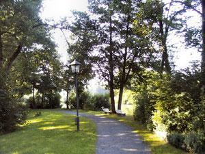 Bad König - Im Kurpark