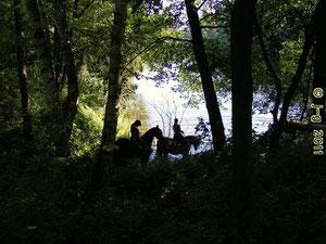 Reiter am See