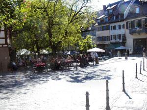Weinheim - am Markt
