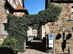 Eberbach - historische Altstadt