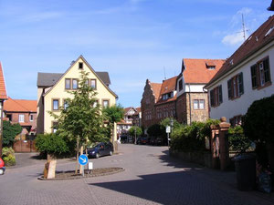 Reichelsheim - Zentrum