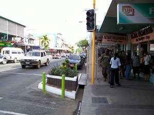 Downtown Nadi