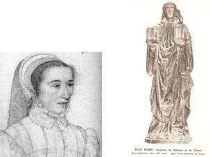 Sainte Maure           et             Saint Robert