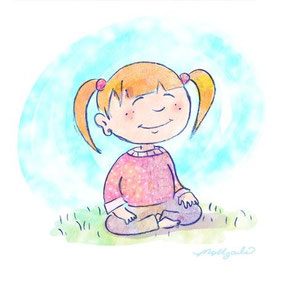 At what age can, or should, one begin to teach children mindfulness and meditation? 18