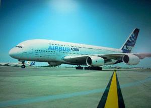 Airbus: A 380 à Toulouse