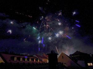 Silvester in Murnau