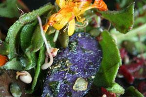 Violet Truffle Potatoe