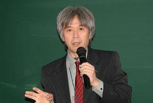 坪内誠道先生
