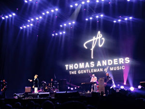 Thomas Anders & Modern Talking Band in Oslo