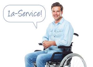 Erstklassiger Service bei Worthmann Homecare