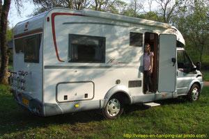 Camping Azay le Rideau