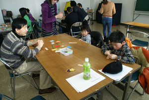 石狩川振興財団の森田康志理事長さんもお忙しい中をお越し下さり、参加して頂きました