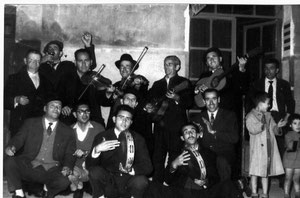 Cuadrilla de Torreagüera, año 1947