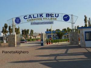 Campeggi Alghero - Calik Blu