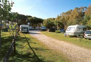 Campeggi Alghero - La Mariposa