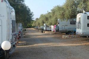 Area sosta camper Alghero - Paradise Park