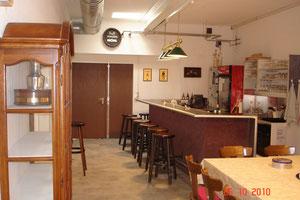 Bar und Küche