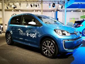 Totgesagte leben länger: der neue e-up! von Volkswagen