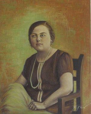 Ana Fernández Chía - 73 x 92 cms.