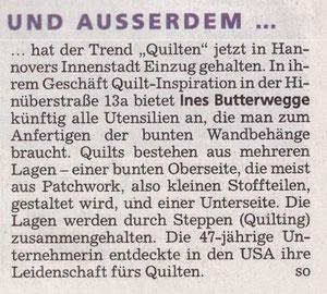 Artikel HAZ 09.01.2014