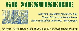 GB Menuiserie