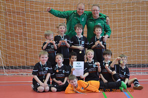 G-Jugend Hallencup in Tutzing