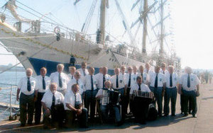 russ. SSS 'Mir' mit Albatros vormals SC Gruppe 2004
