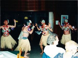 Hawaii Tanz anlässlich des Geburtstags von Gerd M.