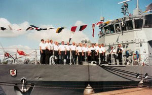 Albatros vormals SC Gruppe Raisdorf, Peenemünde 1995