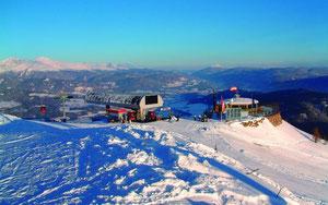 Gipfelstation Grosseck/Speiereck