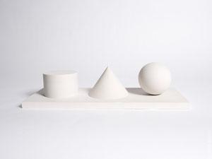 kegel kugel zylinder porzellan design lotte schl r. Black Bedroom Furniture Sets. Home Design Ideas