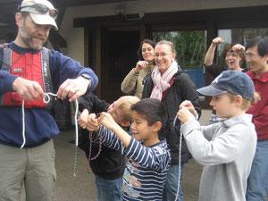 Flautentraining: Wir üben die wichtigsten Knoten