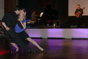 Otros Aires-Konzert+Show Stadthalle Hiltrup