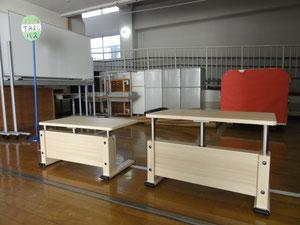 超低床昇降テーブル