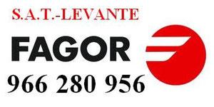 Servicio Técnico Fagor en Benidorm 966280956