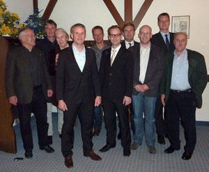 Kreisvorstand der FDP Ulm