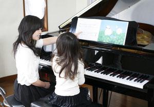 東広島市のピアノ教室・クラングファルベ音楽教室